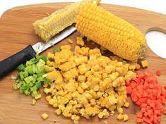 Sweet Corn Soup Recipe - Creamy Soup of Corn with Green Veggies Boil Sweet Corn, Sweet Corn Soup, Corn Soup Recipes, Green Veggies, Hot Soup, Mixed Vegetables, Food Cravings, Indian Food Recipes