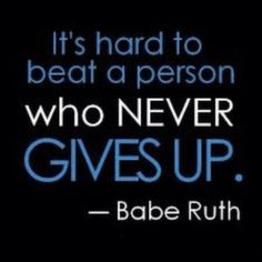 True. #quotes #quote #inspiration #motivation #baberuth #sports