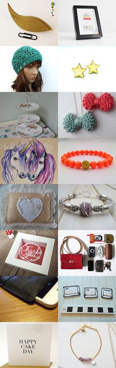 Birthday Gift's for ME! by Natalie Gowing-Beckwith on Etsy--Pinned with TreasuryPin.com Happy Cake Day, Gifts For Girls, Birthday Gifts, Crochet Earrings, Etsy, Birthday Presents, Birthday Favors, Birthday Return Gifts, Anniversary Gifts