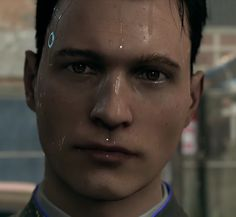 Detroit Become Human Connor, Im In Love, Pretty Face, Marvel, Fan Art, Memes, Gaming, Android, Pictures