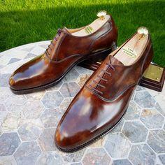 Homme Fait à la main Chaussures en Cuir Marron Double Monk Oxford Richelieu à bout d/'aile formelle Bottes