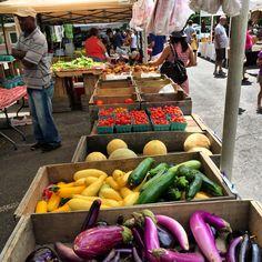 Rhinebeck Farmers Market, Dutchess County, New York