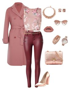 """""""Untitled #189"""" by stylistrr on Polyvore featuring Bottega Veneta, Miss Selfridge, Ellen Conde, Shoes of Prey, 2028, MICHAEL Michael Kors, Carolee, Olivia Burton, Aspinal of London and Cutler and Gross"""
