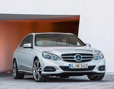¿Viene el Mercedes Clase E 2013 con motor nuevo? (© Mercedes-Benz)