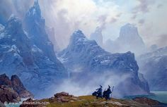 Great Picture by Ted Nasmith