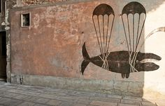 Aga Ousseinov, The Wall (Whale), 2012