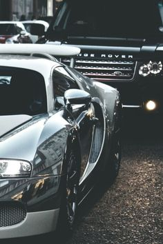 Veyron and rover
