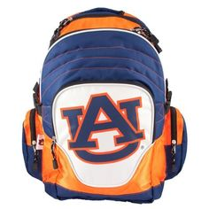 NCAA Auburn Tigers Premium Backpack by Littlearth.  39.00. Made of durable  sportech polyester. f5b0c4e792480
