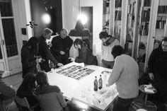Studio di Antonio Biasiucci - LAB_irregolare 2014