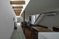 Gallery of Ishibehigashi House / ALTS DESIGN OFFICE - 1