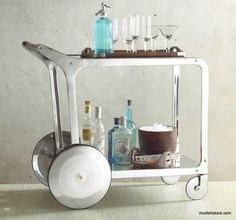 Roost Circa Bar Cart