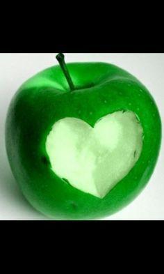 Na maçã