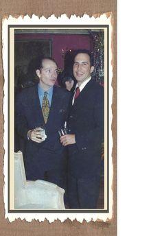 Alberto Perosch, propietario del recordado Barnock lugar que marcó época en la Caracas