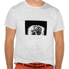 Samoan God Tagaloa Holding a Vine Woodcut T-shirt. Illustration of Samoan legend god Tagaloa holding up a vine viewed from front done in retro woodcut style. Shirt Style, Vines, Your Style, Shirt Designs, God, Retro, Illustration, People, Mens Tops