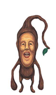 「假仙木」、醜比頭網、植亞目、觸頭科、假木屬。身長 :15cm~20cm(不含頭觸)。棲息地 :森林或叢林等樹木茂密的地方。特徵 :幾乎都在樹上度日,與松鼠生活在一起、擅長偽裝成周遭的樹木、最大的天敵是啄木鳥。食物 :最喜歡樹果與獨角仙等甲蟲。KOBITOS Official Website