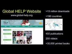 Since 2001, the Global-HELP Organization has created 85 free publications in 35 different languages, which have been downloaded in free, universal PDF file over 3 million times. HELP has also distributed printed titles to medical professionals, educators, and families in nearly 200 countries. Different Languages, Medical Journals, Countries, Families, Ebooks, Pdf, Organization, Times, Education