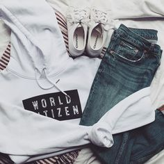 """Miss C's Hoodies on Instagram: """"Beautiful cozy combination 😍 . . .  _______#welcome #post2___________ #jeansandhoodie ❤️Never gets old ! . . .…"""" Jeans And Hoodie, Getting Old, Welcome, Cozy, Hoodies, Sneakers, Beautiful, Instagram, Fashion"""