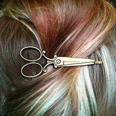 Scissors Hair Clips (Set of 2) | GEEKYGET