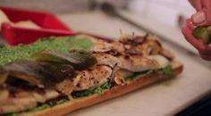 fajita sandwich 2