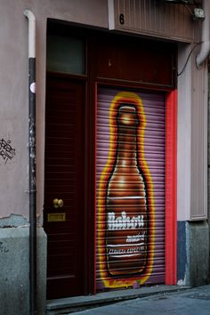 Calle de los Latoneros, 6. Barrio de La Latina, Madrid. 14 de octubre de 2015