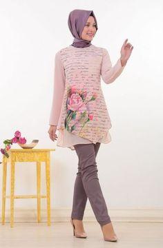 #Bayrama #özel yepyeni modelleri ile Puane Zerafet Tesettürde.. Asimetrik Kesim Desenli Bluz-Pudra 562-015-41 http://www.zerafettesettur.com/index.php?B=Yeni #moda #tasarım #tesettür #giyim #fashion #ınstagram #etek #tunik #kap #kampanya #woman #alışveriş #özel #zerafet #bayram #ramazan #bereket #iftar #iftarvakti #i̇stanbul