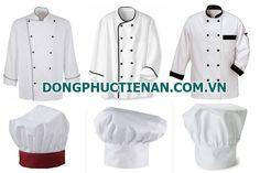 Đồng phục đầu bếp chuyên nghiệp cho nhà hàng khách sạn   Công ty may đồng phục bền đẹp tại Hà Nội