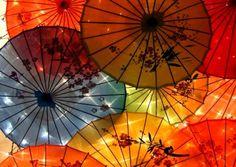 Wagasa - japanese umbrellas