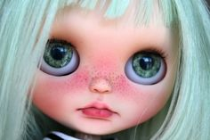 RESERVED  VERA  OOAK Blythe Custom by me by SandraEfigenio on Etsy