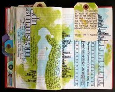 punk projects: Salvaging a Book + GIVEAWAY- Guest Post from Mou Saha