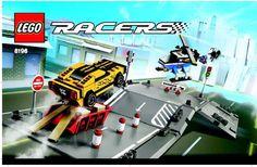 Racers - Chopper jump [Lego 8196]