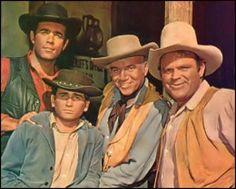 "1960 TV Shows | Bonanza"" a 1960s Western TV Show...Did you Know Ben Cartwright had ..."