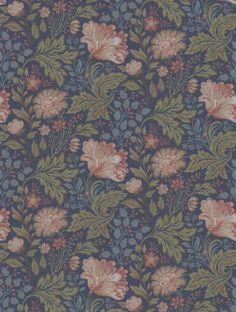 Ava Autumn is taken from Sandberg's Brunnsnas wallpaper collection.