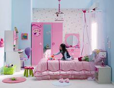 Decoración de Habitaciones para Niñas | Fotos de decoracion de Interiores de…