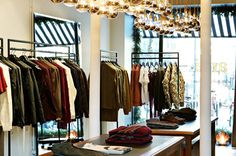 Shopping is always high on the to-do list when visiting Paris, but guys often get short shrift when it comes to finding out what's happening now. We rounded up this sampling of the hottest new style centers in Paris's chicest neighborhoods, focusing on top-quality, hand-selected French and European labels you won't find back home.