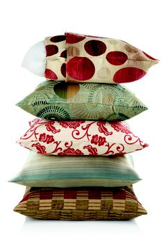 Brighten up your pillows with these decorative covers. #decor AWESOME