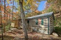 6- Duck Blind 1 Bedroom Cabin at Parkside Cabin Rentals