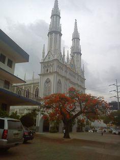 Iglesia del Carmen y Guayacan, Panama