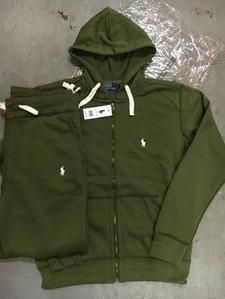 army green nike sweatsuit