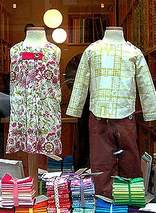 fabrics and ideas