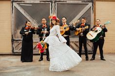 Culture + Color Collide in this Mexican-Inspired Wedding Editorial - Green Wedding Shoes Rainy Wedding, Wedding Vows, Wedding Events, Wedding Shit, Indie Wedding Dress, Wedding Dresses, Bridal Pictures, Wedding Photos, Bridal Portrait Poses