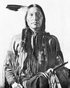 Chief,Algonkian | Algonquin: An Algonquin Indian