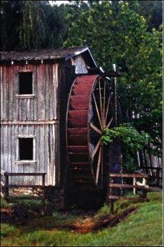 Hardy Grist Mill, Sharp County, Ar