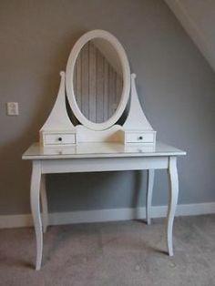 Kaptafel opzetstuk met spiegel wit leen bakker laura for Marktplaats spiegel