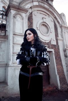 Witcher 3 cosplay - Yennefer by ver1sa on DeviantArt