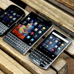 BlackBerry Qwerty keyboards