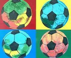 Image result for PAINTING SOCCER