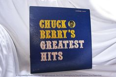 #ChuckBerry - Chuck Berry's Greatest Hits 33RPM @Etsy http://etsy.me/1HG4SPE