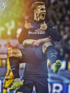 Griezmann in Champions League ✨