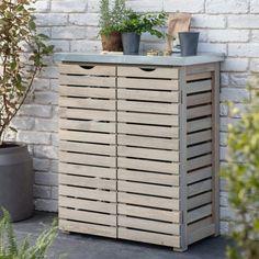 Outdoor Storage Units, Porch Storage, Coat Storage, Cupboard Storage, Indoor Bike Storage, Galvanized Sheet Metal, Shed Doors, Wooden Storage Boxes, Wood Shed