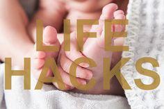7 lifehacks voor nieuwe ouders